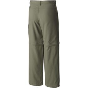 Columbia Silver Ridge III Convertible Pantaloni Ragazza, cypress